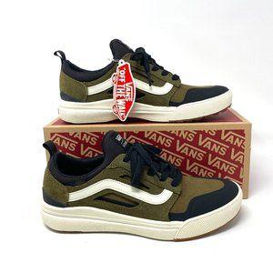 VANS Ultrarange 3d Beech Suede Green Sneakers W